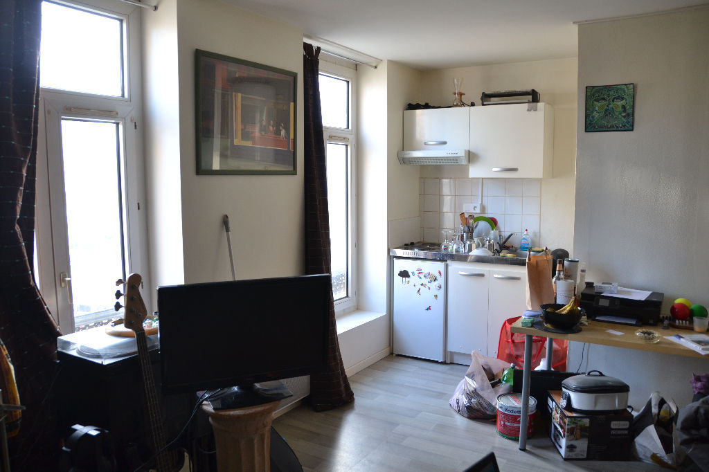 Vente appartement 59000 Lille - F1 Centre ville