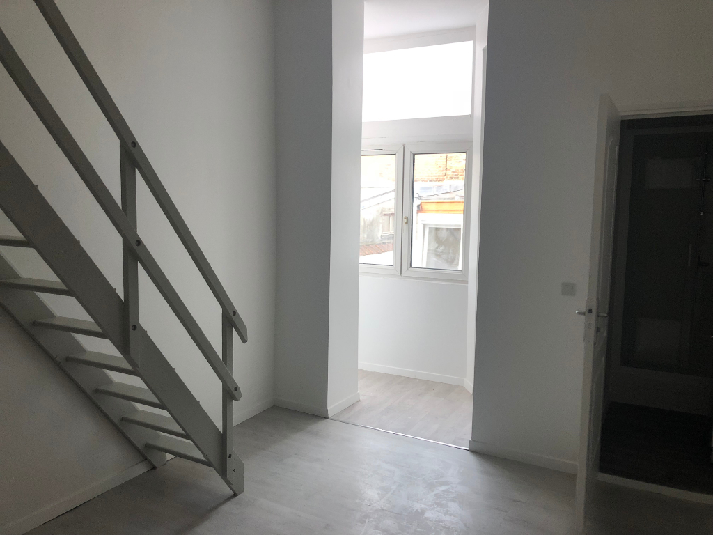 Vente appartement 59000 Lille - T1 bis Saint Michel