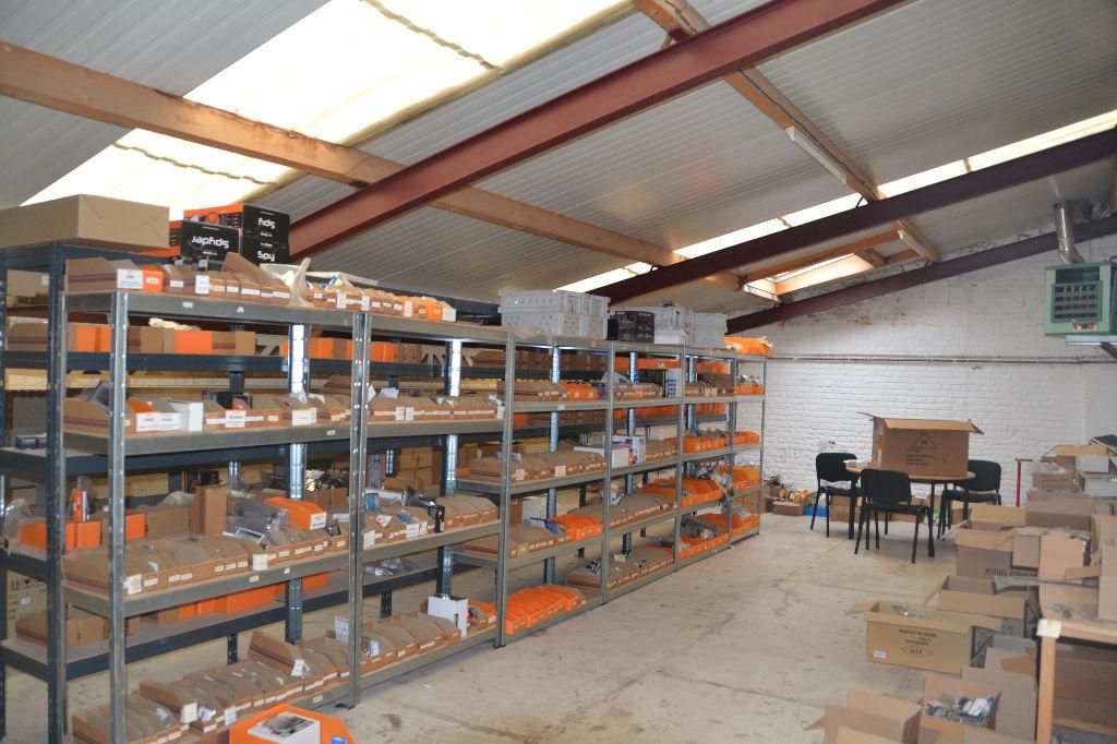 Hangar centre La Madeleine