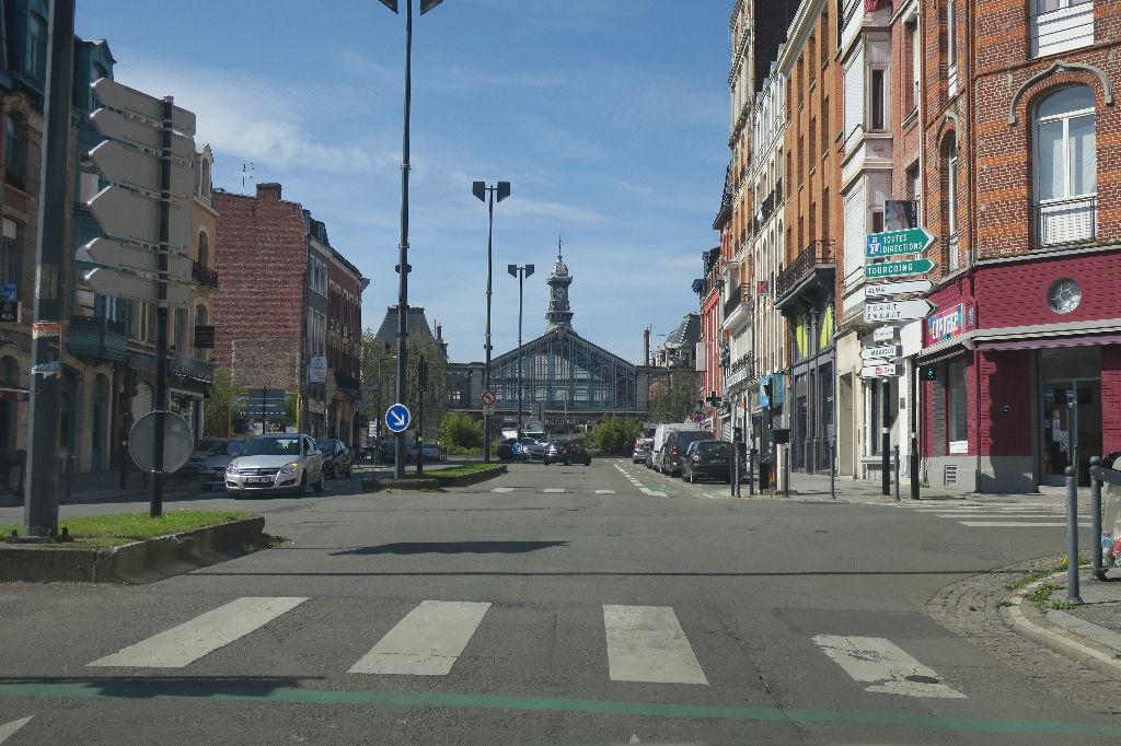 Top emplacement type 4 avec parking et terrasse