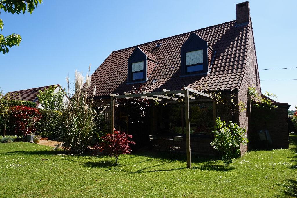 Vente maison 59650 Villeneuve d ascq - Maison Villeneuve D Ascq 8 pièces 155 m2