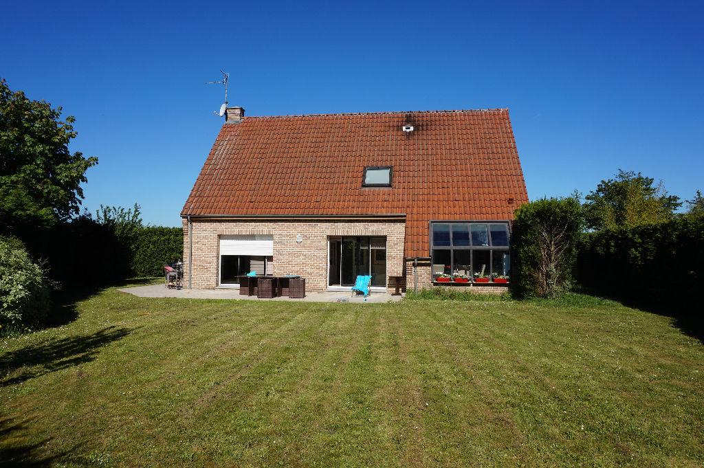 Vente maison 59118 Wambrechies - Maison Wambrechies 7 pièces 194.47 m2