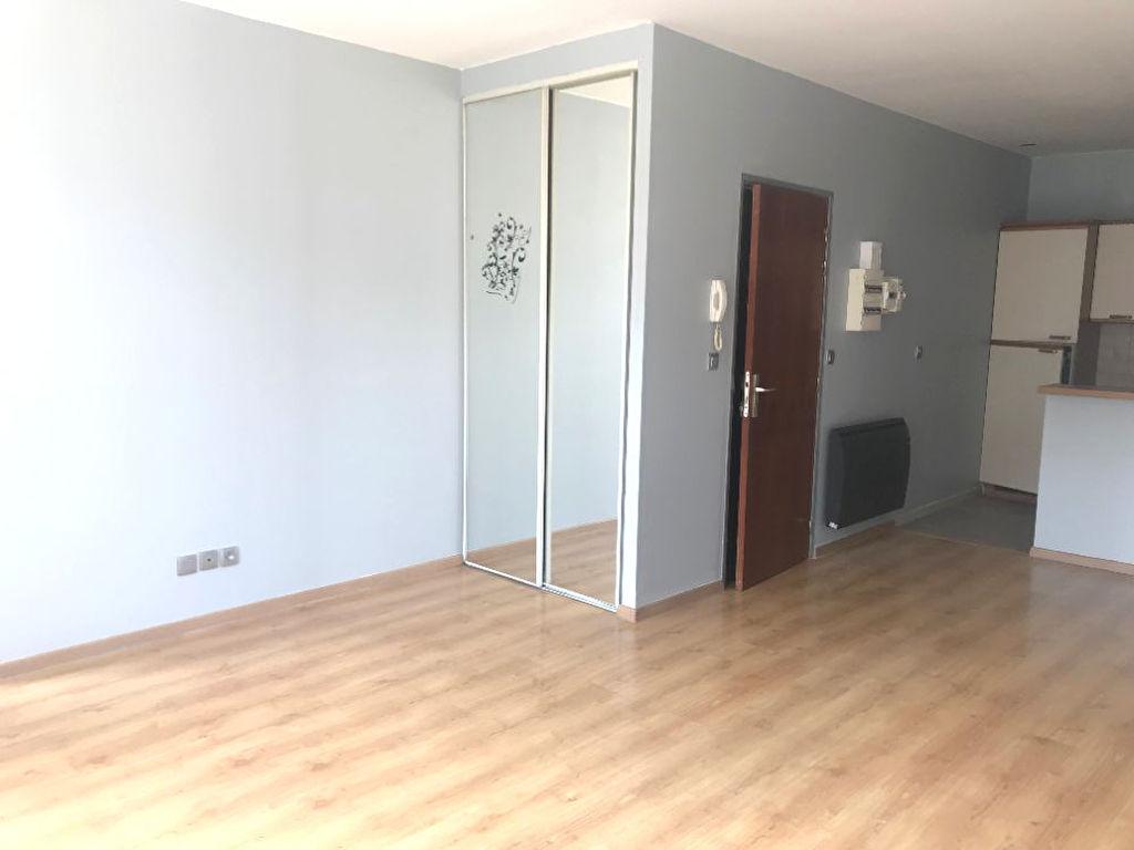 Vente appartement 59160 Lomme - T3 rénové proche métro