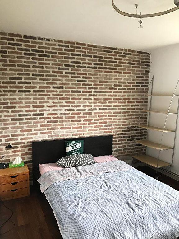 Vieux-Lille Citadelle T4 avec Balcon+Garage+Cave !