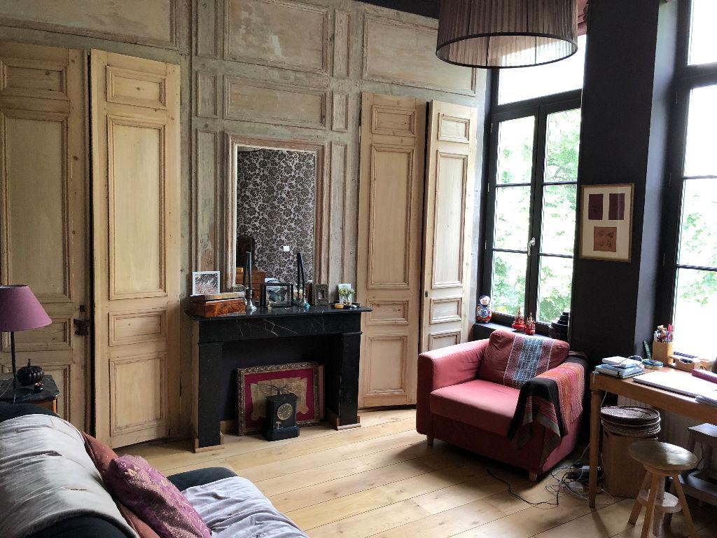 Exceptionnelle maison Vieux Lille