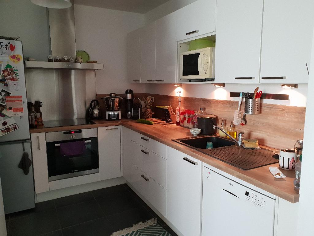 Appartement Lille avec terrasse et garage