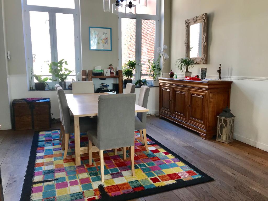 Maison familiale dans le Vieux Lille