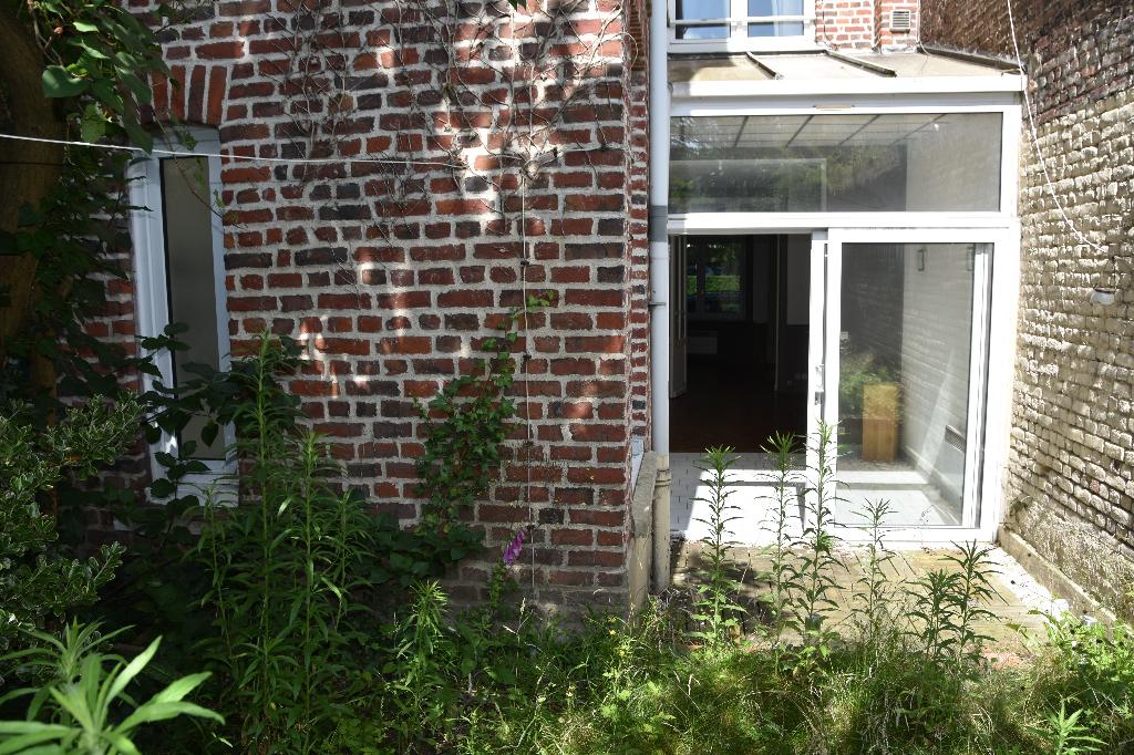 Vente appartement 59000 Lille - RDJ de 52 m²