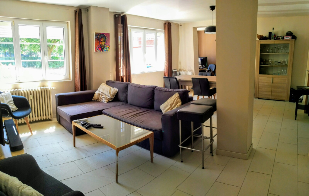 Vente appartement 59000 Lille - Avenue du président Hoover - Grand T3