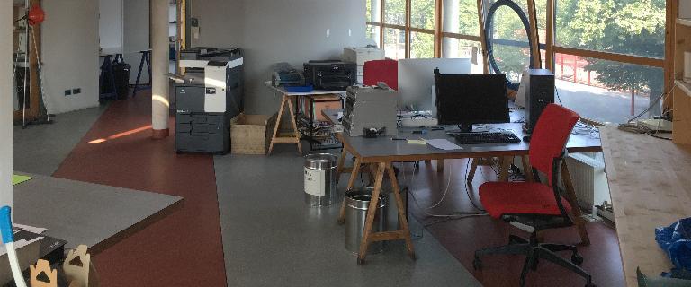 Bureaux Lille - Jean Baptiste Lebas - 117 m2
