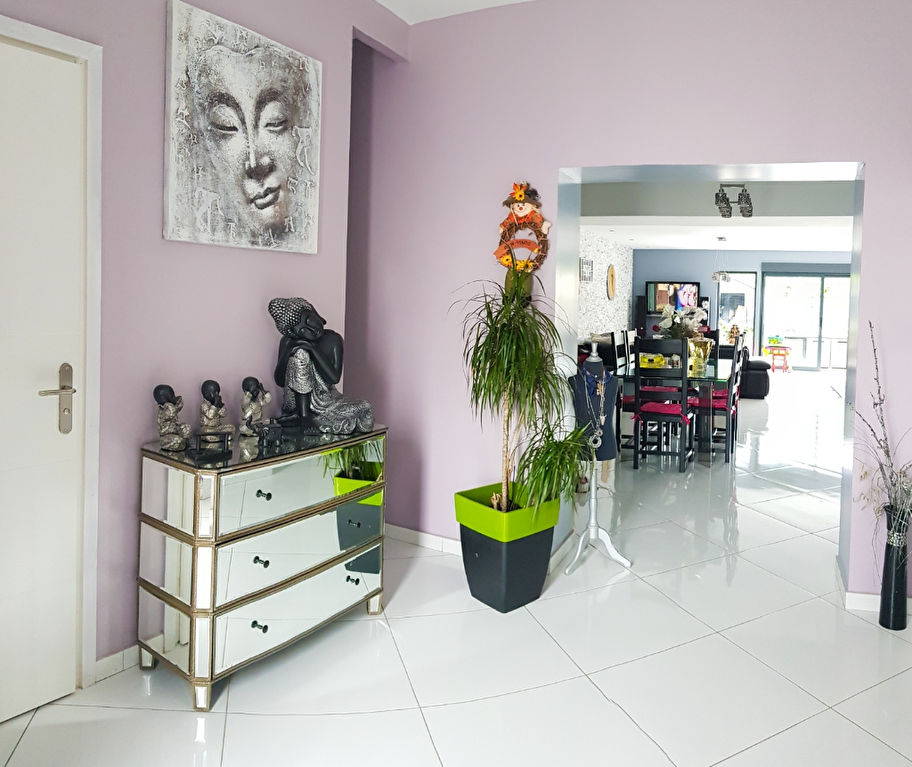 Maison 105m² avec jardin