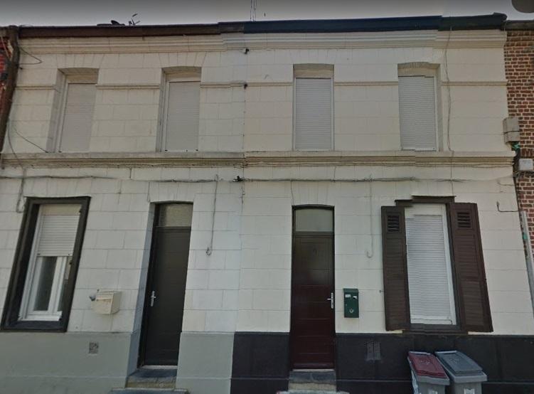 Wazemmes - Maison et terrasse