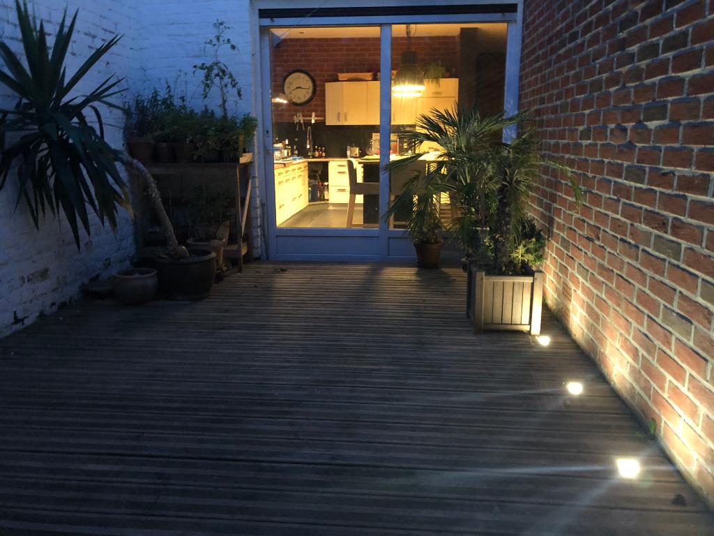 Wattrelos maison de 219 m2 avec garage