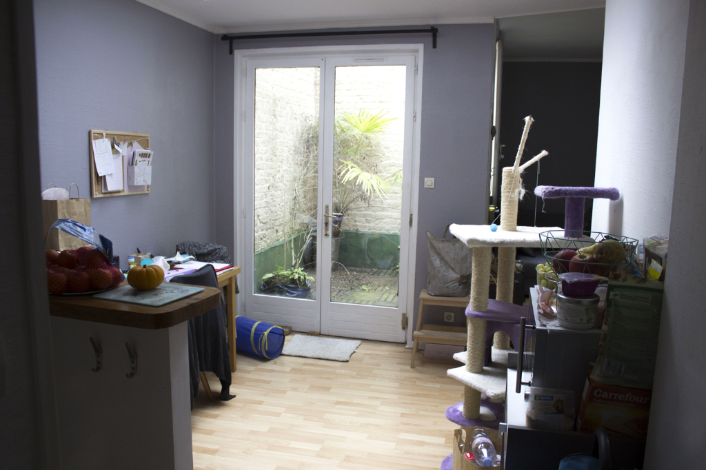 Vente appartement 59000 Lille - F1 BIS Saint Michel