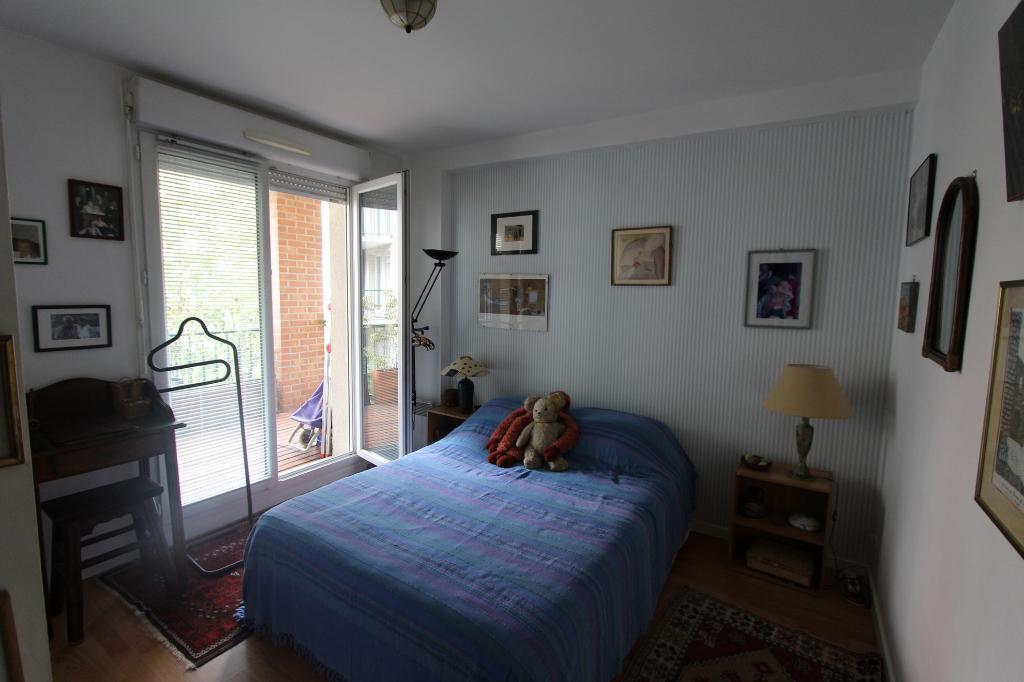 Type 3 en résidence récente avec terrasse !
