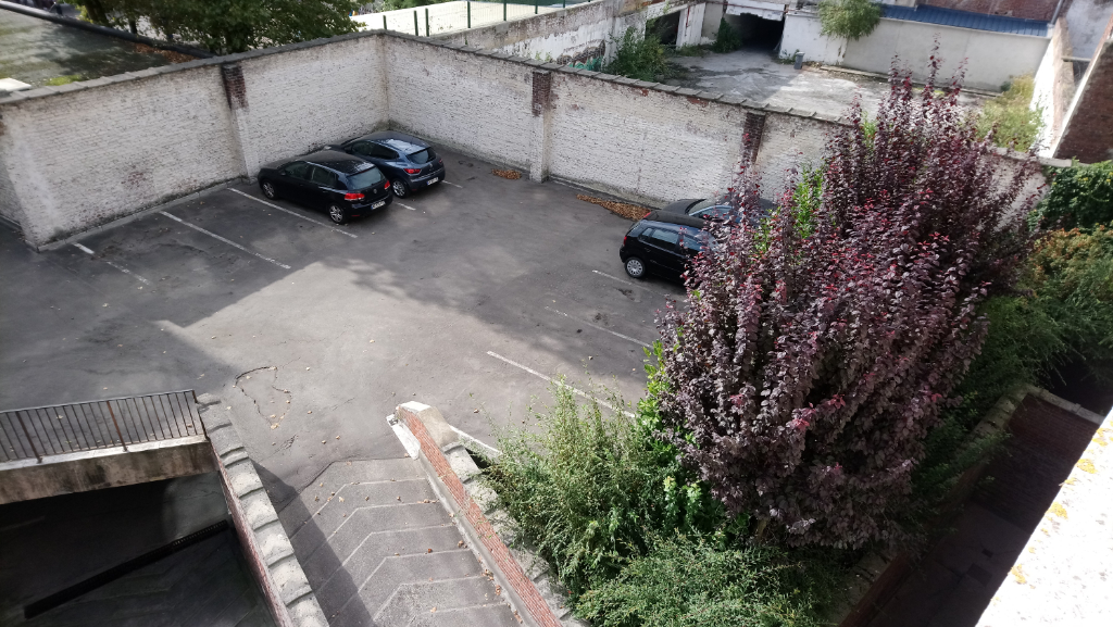 Rue Ratisbonne - Type 2 + parking