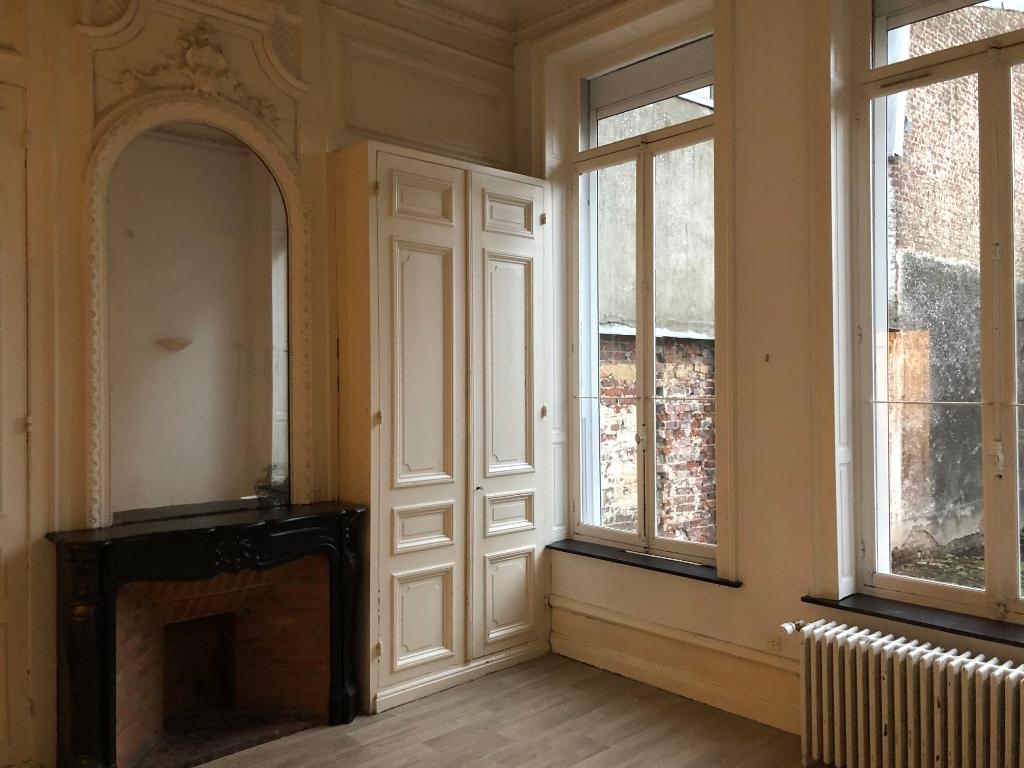 Vente appartement 59000 Lille - F1 avec emplacement d'Exception
