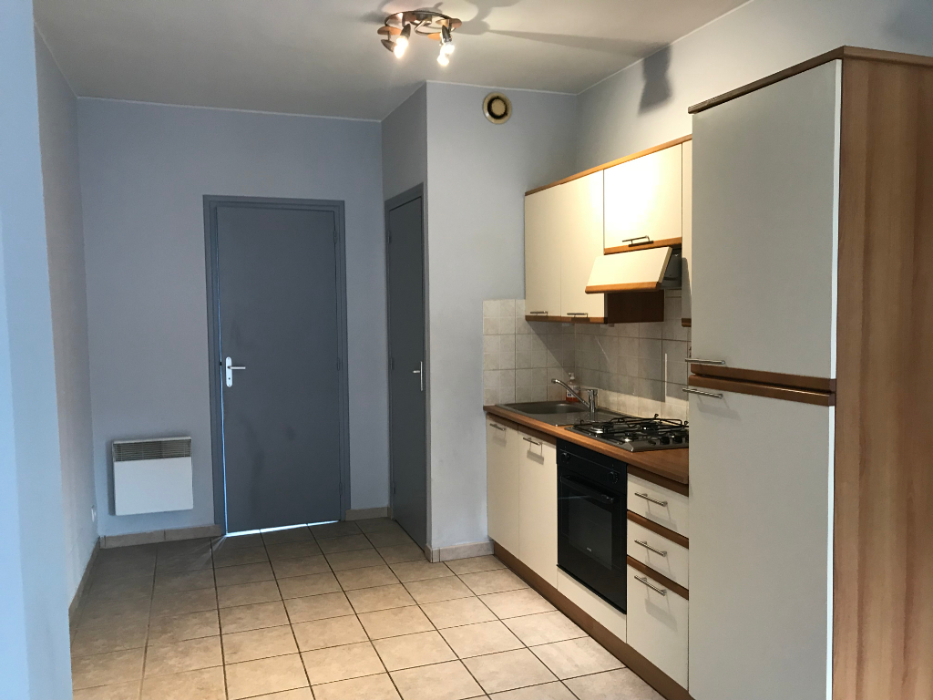 Location appartement 59130 Lambersart - T2 Lambersart non meublé 39.75m²