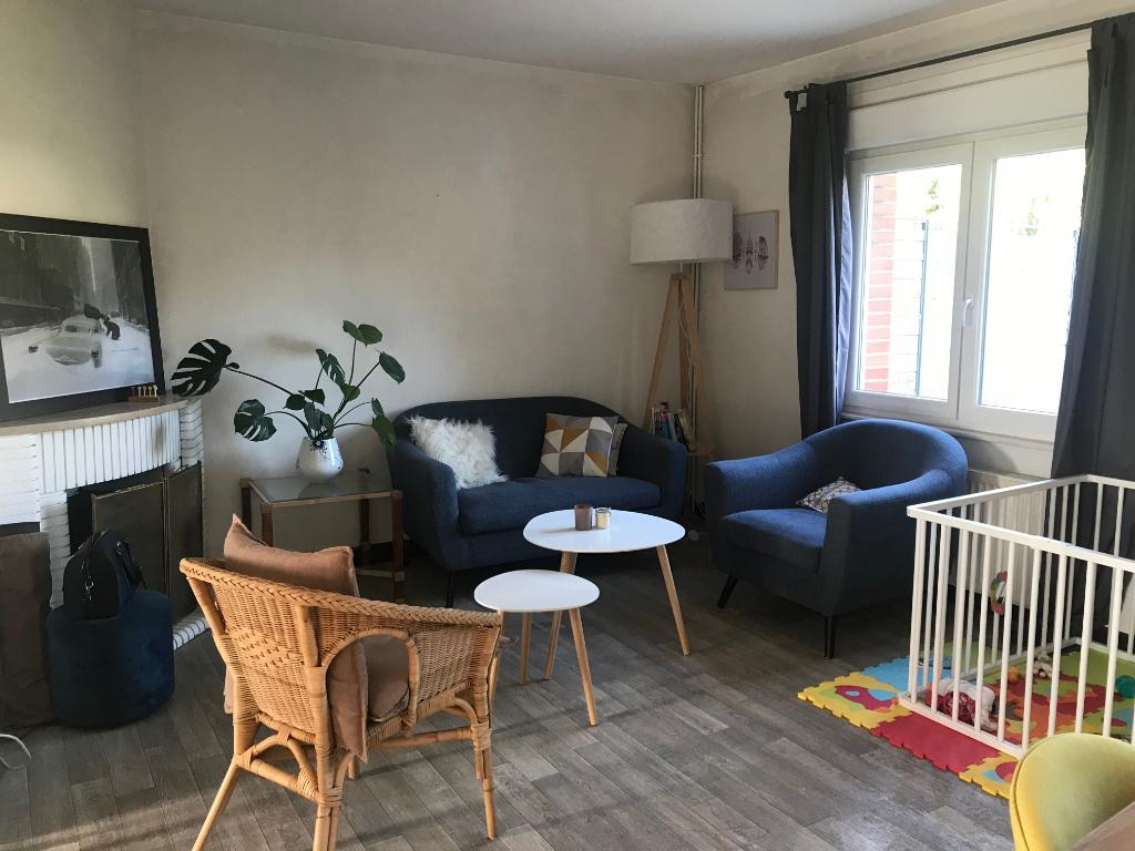 Vente maison 59130 Lambersart - Lambersart - Maison avec jardin et garage