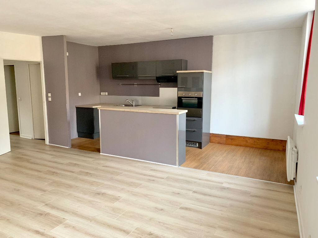 Vente appartement 59000 Lille - Grand T2, 60 m², Rue Saint André
