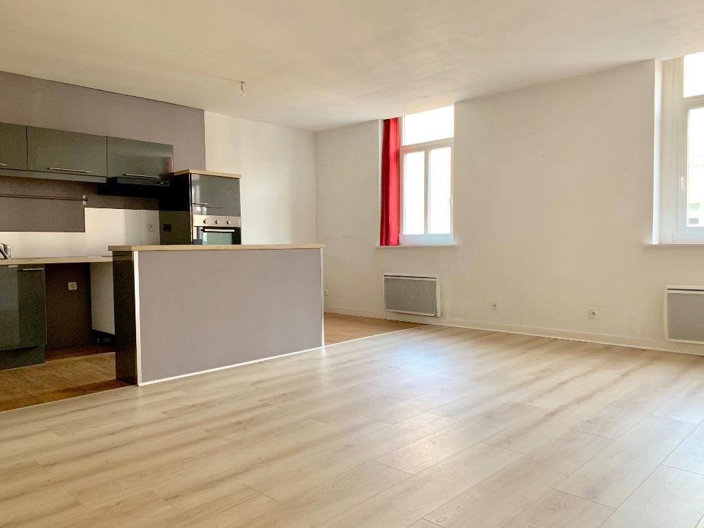 Grand T2, 60 m², Rue Saint André