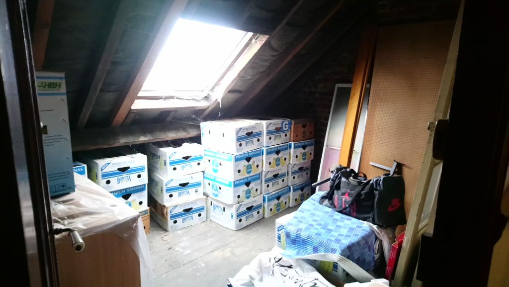 Déficit foncier - Dernier étage entièrement à aménager !