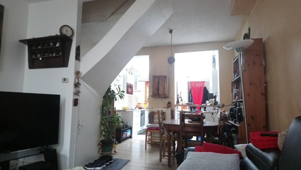 Vente maison 59000 Lille - Cormontaigne - Maison avec terrasse