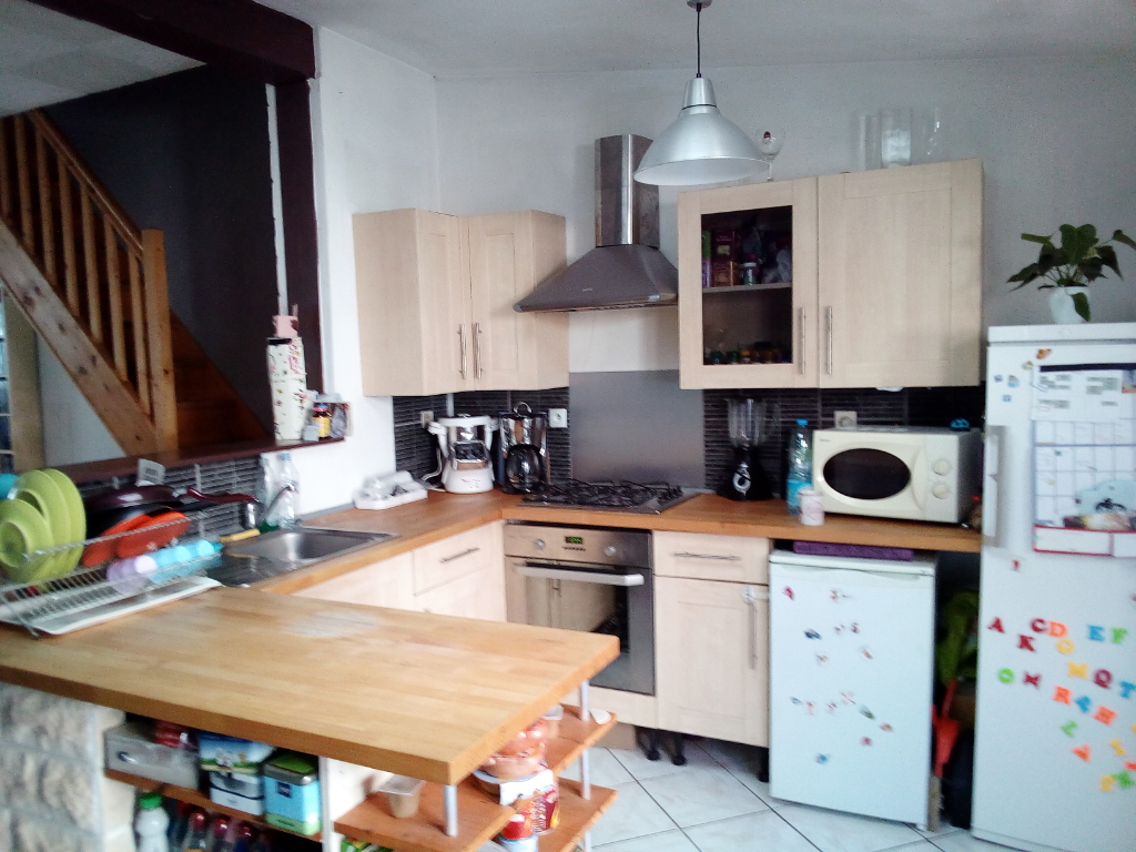 Vente maison 59130 Lambersart - Maison Lambersart 3 pièces 90 m2