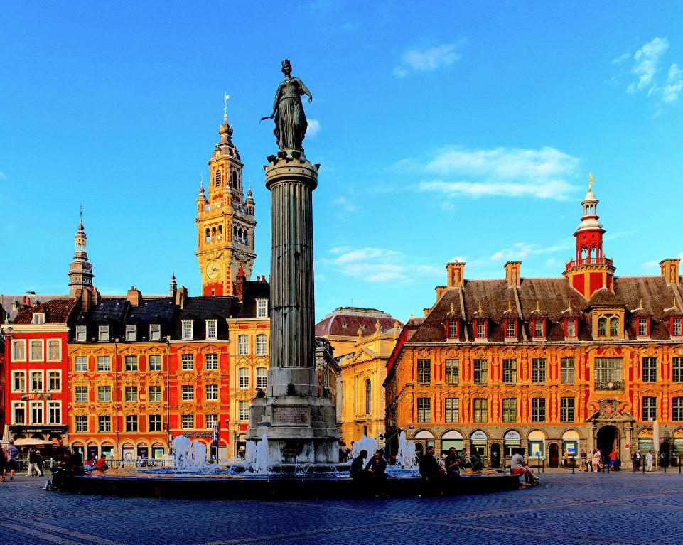 Vente immeuble 59000 Lille - Immeuble du Vieux Lille