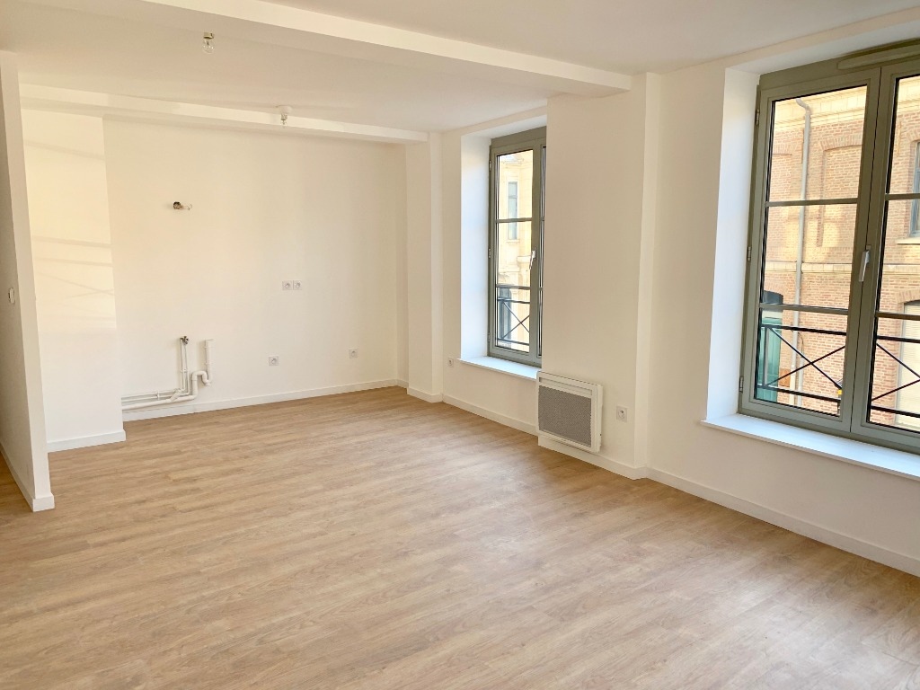 Vente appartement 59000 Lille - T4 neuf Vieux Lille