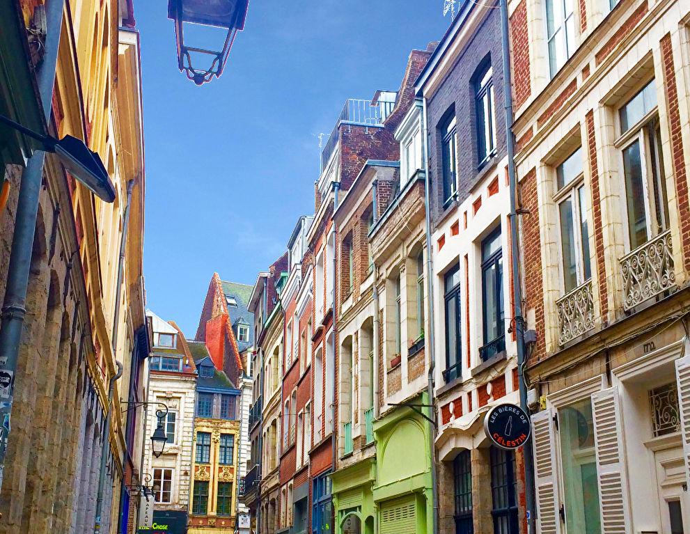Vente appartement 59000 Lille - T2 Vieux-Lille - vendu loué