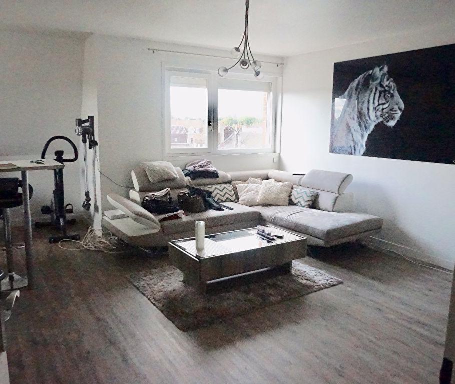 Vente appartement 59160 Lomme - Avenue de Dunkerque, T3 vendu loué