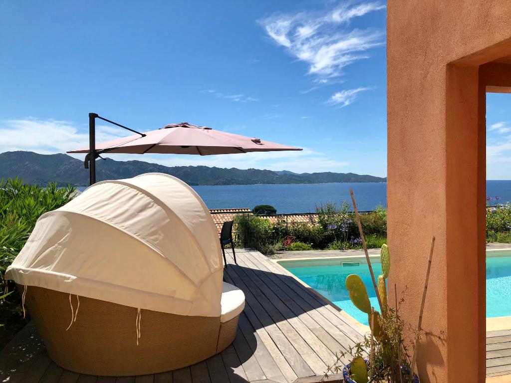 Vente maison 20217 St florent - Villa Corse vue mer - Piscine