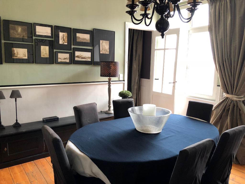 Vente appartement 59110 La madeleine - Cachet à Botanique - appartement T5 terrasse
