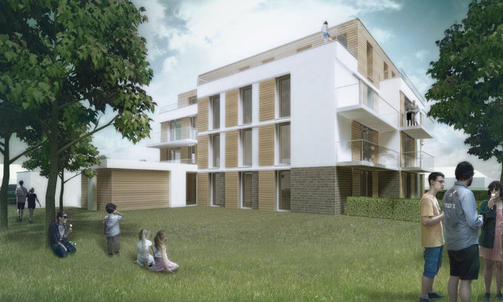 Vente appartement 59780 Willems - Appartement Willems 4 pièces avec terrasse résidence HORIZON