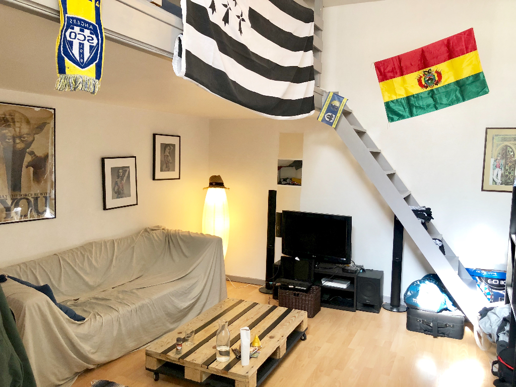 Vente appartement 59000 Lille - Studio Vieux Lille - Sainte Catherine