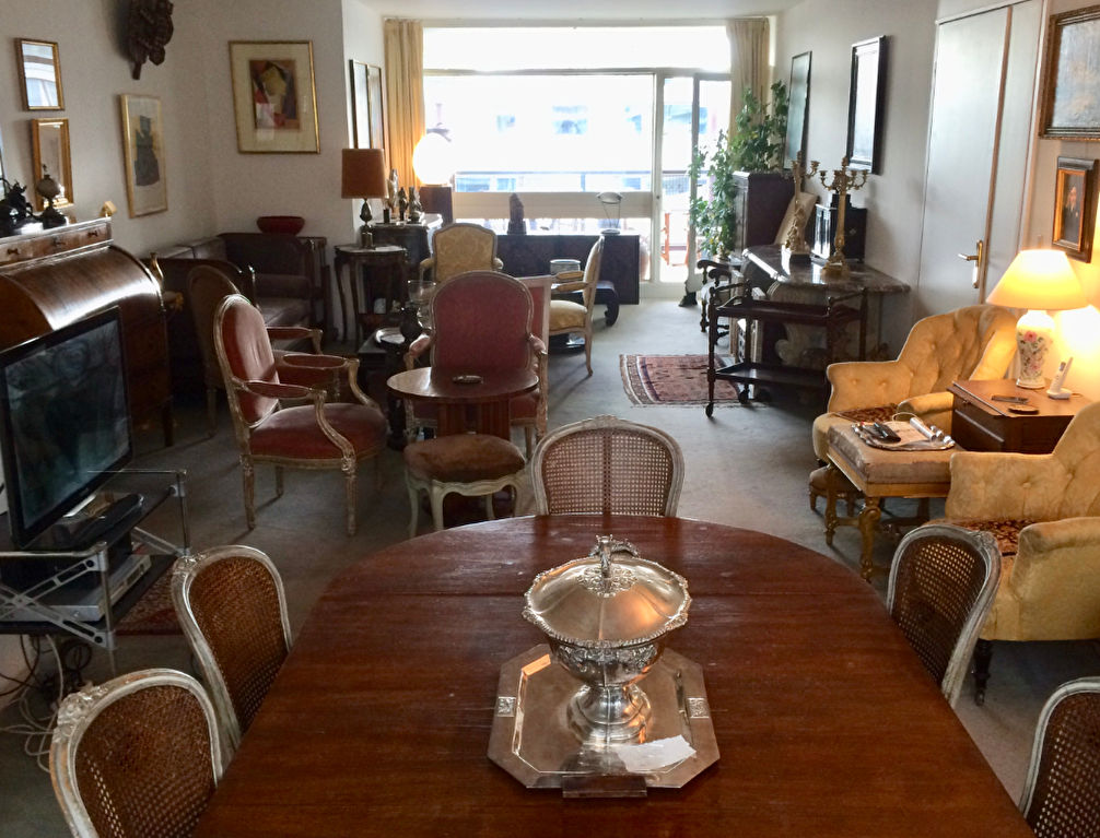 Vente appartement 59110 La madeleine - Appartement T4 de 120m2 à Saint-Maur La Madeleine avec belle terrasse