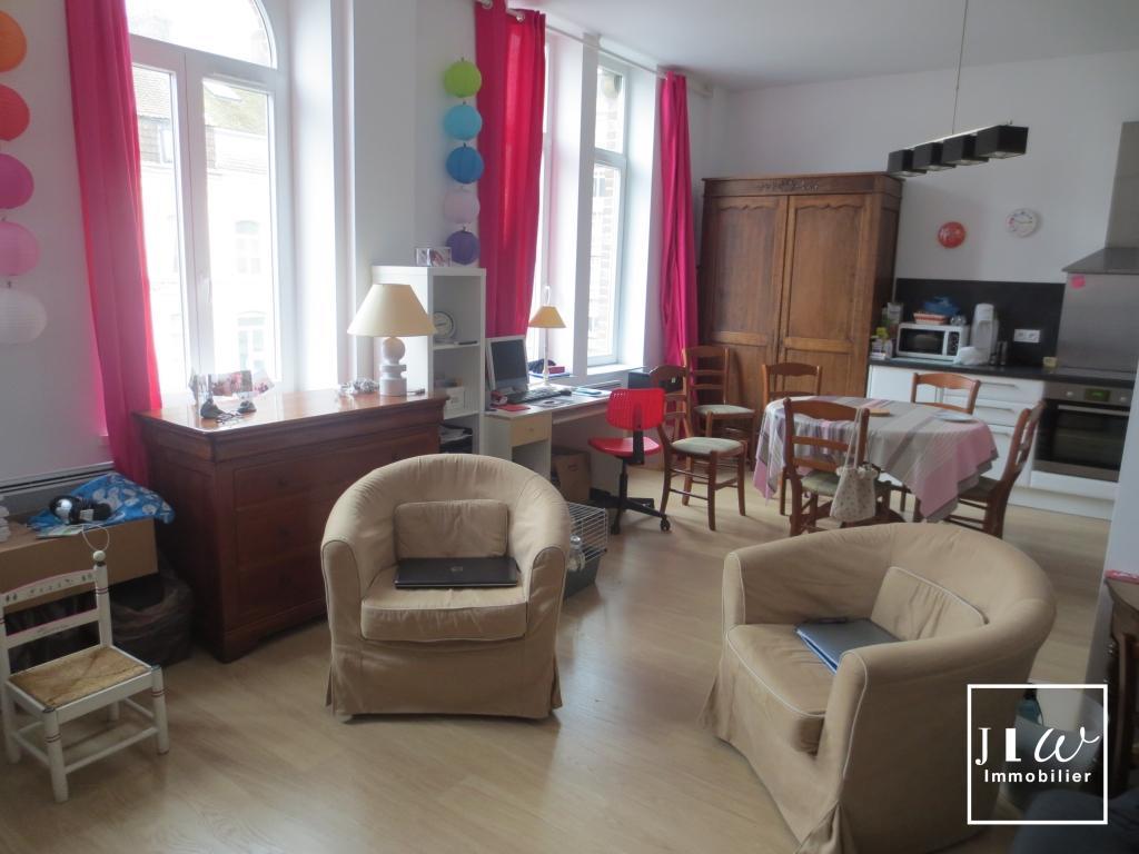 Location appartement 59000 Lille - Lille Boulevard Vauban - T3 non meublé de 76m²