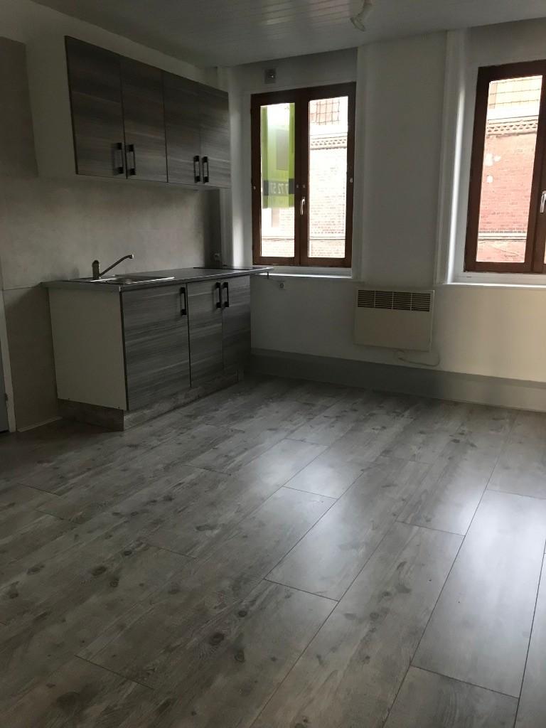 Location appartement 59000 Lille - Appartement non meublé de 36.49 m² LILLE