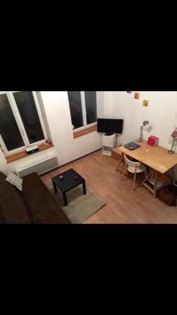 Location appartement 59000 Lille - Lille Sébastopol - Studio non meublé de 17,84m²