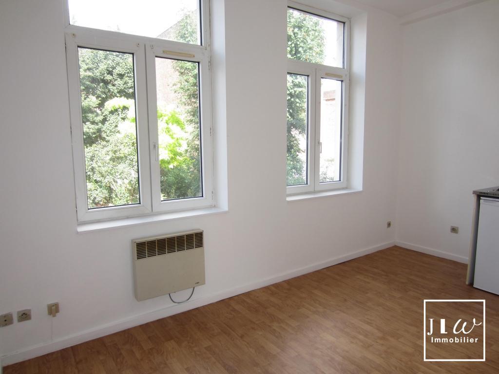Location appartement 59000 Lille - Lille Gambetta - Type 2 non meublé de 26,62m²