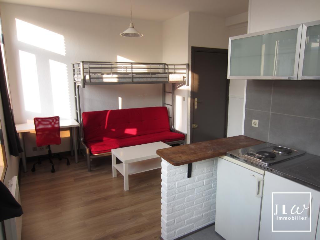 Location appartement 59000 Lille - Lille Saint Michel - Studio meublé de 19m²