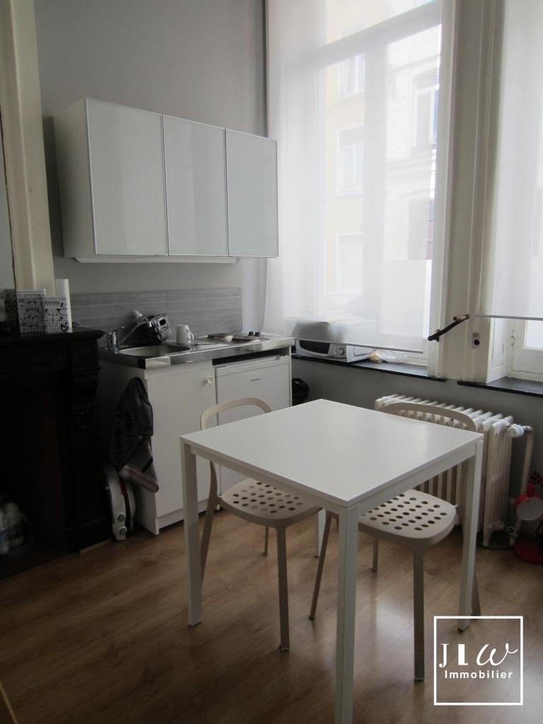 Location appartement 59000 Lille - Studio meublé secteur Saint Michel