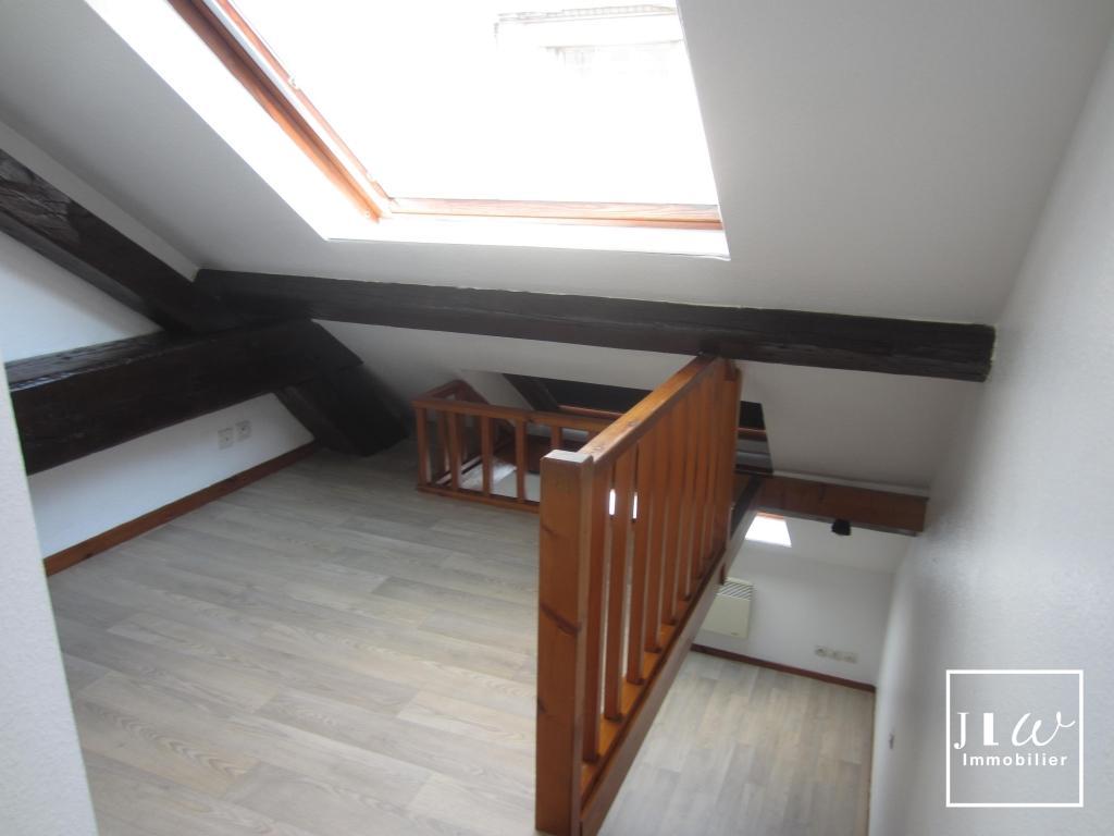 Location appartement 59000 Lille - Lille République - Type 1 bis de 16.87m² non meublé