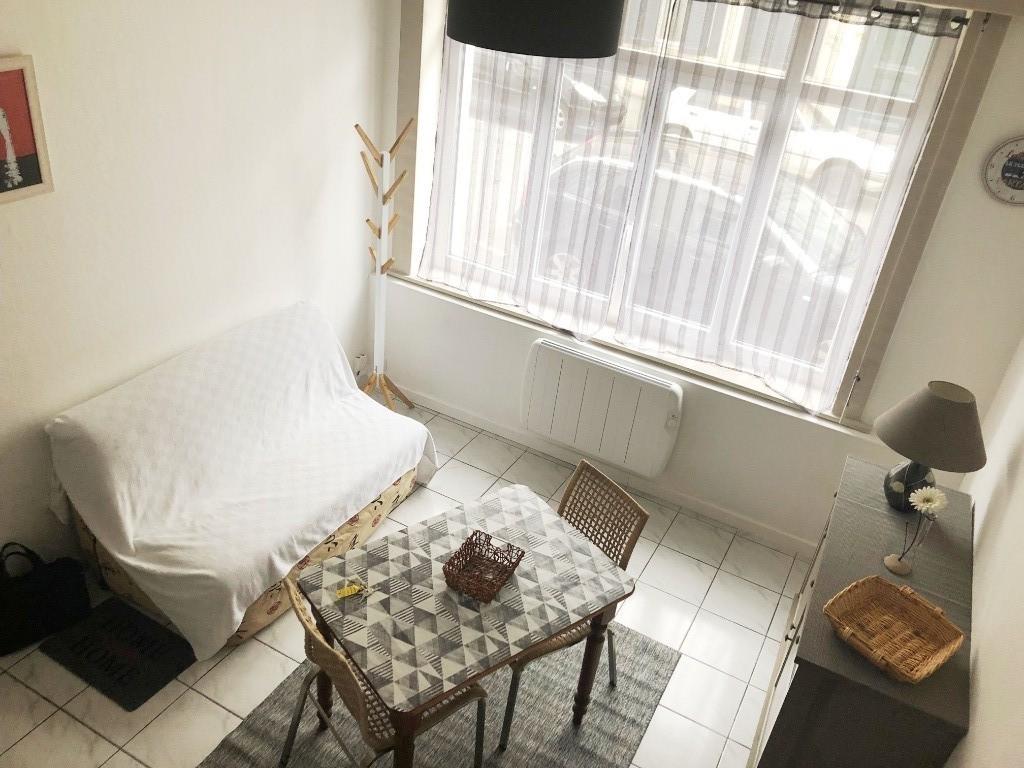 Lille Saint Michel - Studio meublé de 16.93 m²