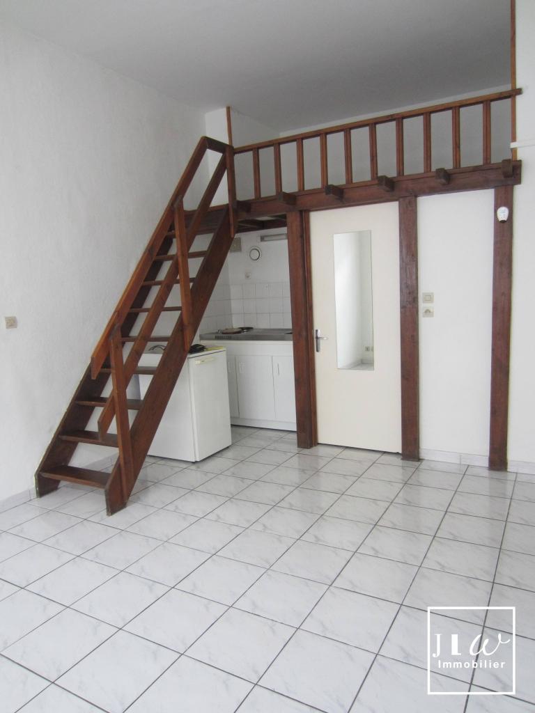 Location appartement 59000 Lille - Lille Saint Michel - Studio non meublé de 16.93m²