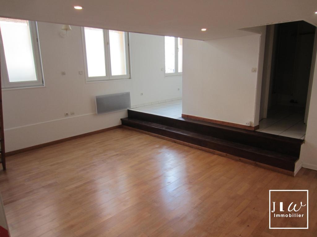 Location appartement 59000 Lille - Lille Gambetta - Type 1 bis non meublé de 29,01m²