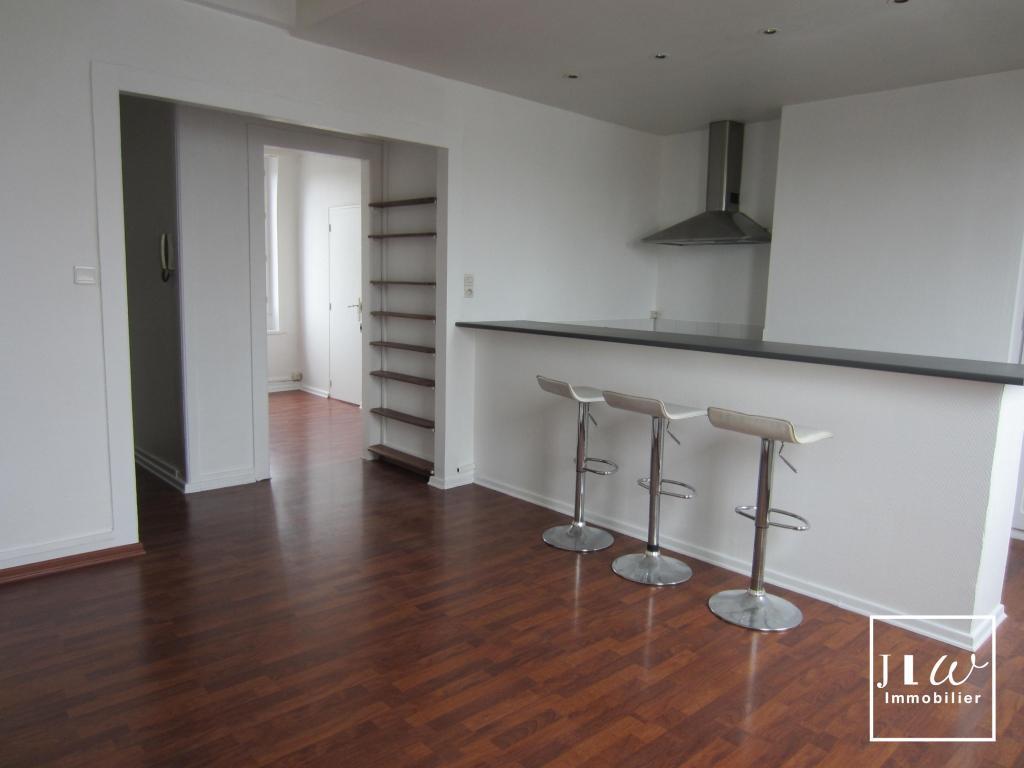 Location appartement 59000 Lille - Vieux Lille - T2 bis non meublé de 45,8m²