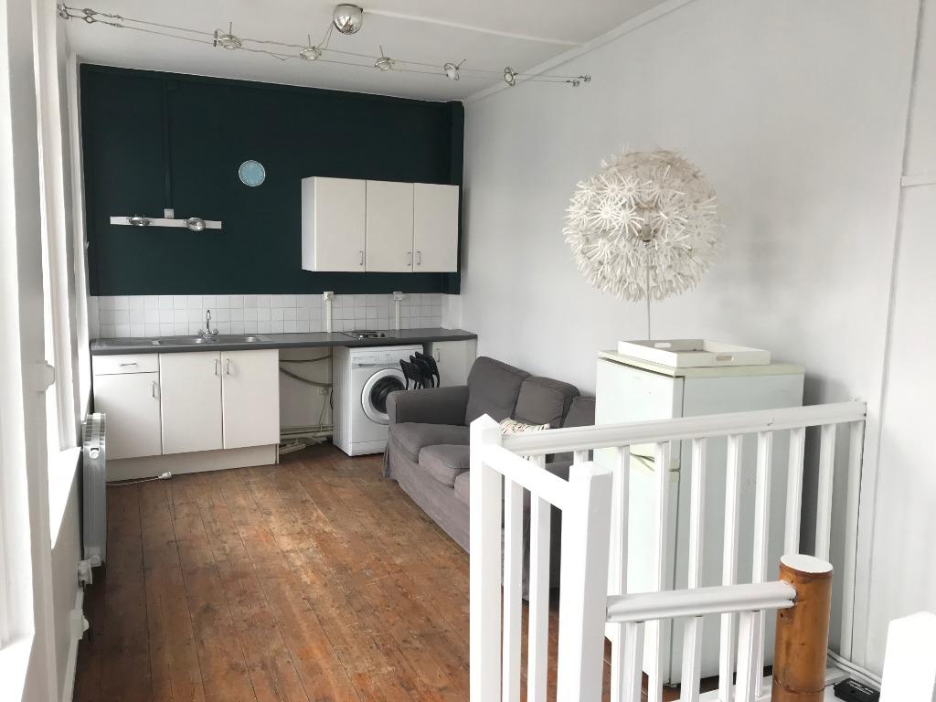 Location appartement 59000 Lille - Vieux Lille Type 3 non meublé de 50 m²