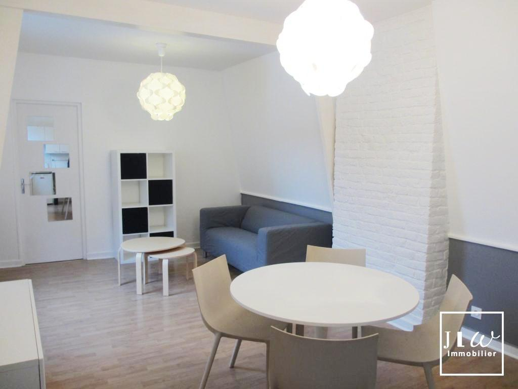 Location appartement 59000 Lille - Lille République - T2 meublé de 45.07m²